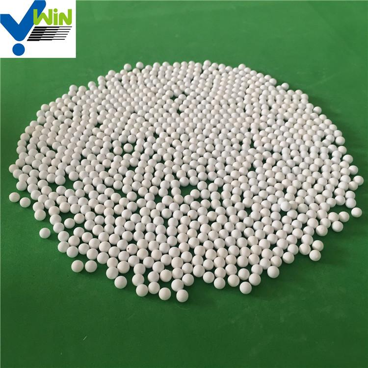 0.5mm-90mm 92% AL2O3 alumina ceramic ball grind media 2