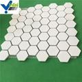 92 % 95 % AL2O3 alumina ceramic mosaic