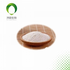 Genistein  Soybean extract  Dyestuffs white powder