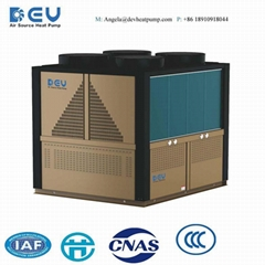 Commerical air source heat pump
