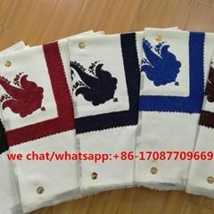 Muslim embroidered scarf men's arab shawl arabic shawl cashmere gatra