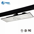 WarehousWattage Adjustable Tri-color 40W-75w Led Track Panel For High Structures 1