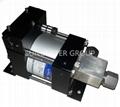 DGM Series Air driven liquid pump