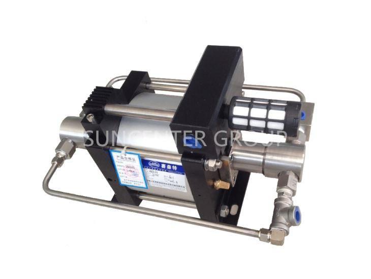 Max 90000 PSI Pressure Test Pump 1