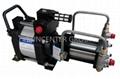 liquid refrigerant recovery booster pump