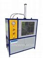 Cylinder va  e leak test bench/equipment