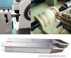 3 in 1 CNC Woodturning Lathe Knives for Wood Lathing