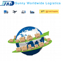 shiping service sea freight from