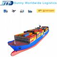 professional freight forwarder sea