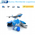 Reliable China Air Freight Forwarder to