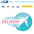 Door to door delivery service sample