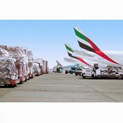 貨運代理派送服務運輸成本從中國到迪拜