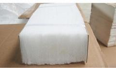 氧化铝纤维晶盾条块 多晶贴面块 耐温1600度