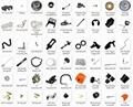 CHAINSAW 381 COMPLETE REPAIR PARTS