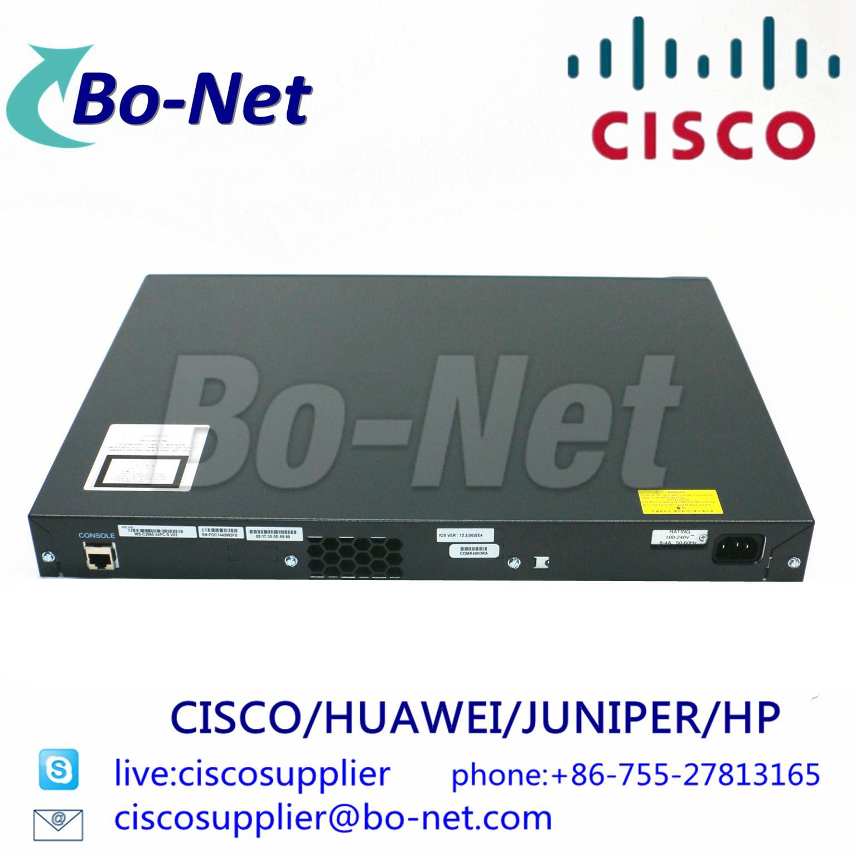 CISCO WS-C2960-24TC-L network switches Cisco select partner BO-NET