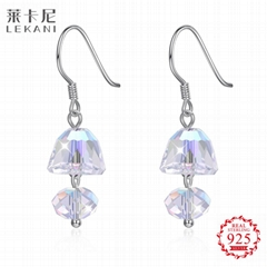SVE388 S925 Earring with