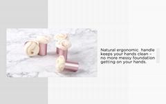 Promotion Product Latex Free Sponge Makeup Foundation Brush