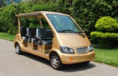 米森经典款8座电动观光车直销