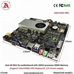 celeron 3865u Dual Core Processor 1.8GHz