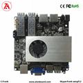 R9FZ 4 Gigabit LAN Celeron J1900 Network Security VPN Firewall motherboard 1