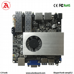 R9FZ 4 Gigabit LAN Celer