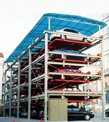 立體車庫分類停車位