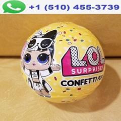 LOL  SERIES 3 Confetti Pop 3 L.O.L Surprise DOLL Big Sisters