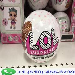 LOL Surprise Glitter Series 3 DOLL 7 Layers L.O.L Big Sisters BALL