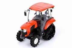 Factory supply moving wheel tractor toy