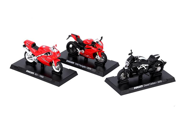 Good price of custom ABS motorcycle toys 2