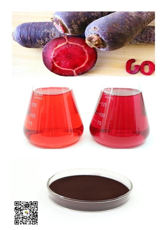黑/紫胡萝卜色素 1
