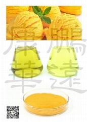 Carthamus yellow color