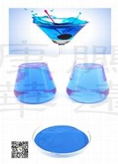 spirulina blue color