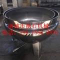 電蒸汽加熱攪拌型刮板式立式可傾斜夾層鍋 2