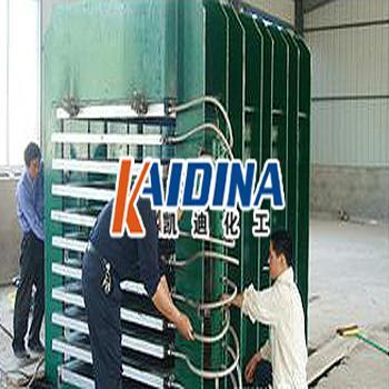 KD-L212板材廠導熱油壓板機清洗劑凱迪化工 1