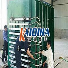 KD-L212板材廠導熱油壓板機清洗劑凱迪化工