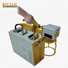 KFH型光纤激光打标机