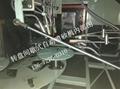 4工位間歇轉盤式自動噴砂機 4