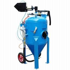 高压水喷砂除锈机