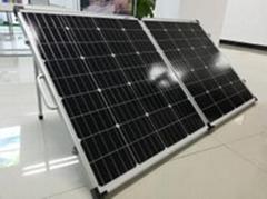 160W Monocrystalline Folding Solar Panel