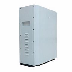 Wall-mounted household energy wall