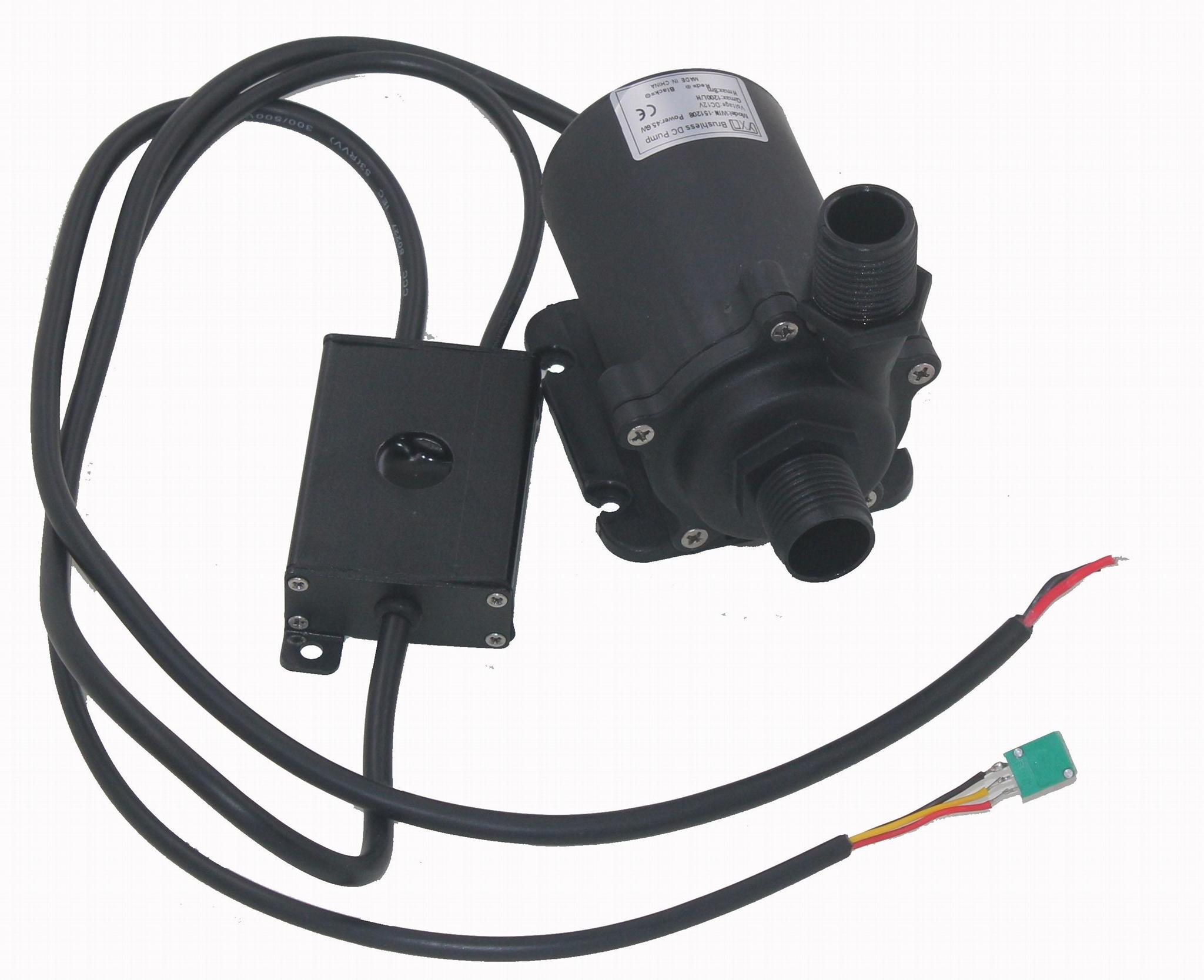 DC 12V 循环泵太阳能水泵系统/太阳能泵系统 3