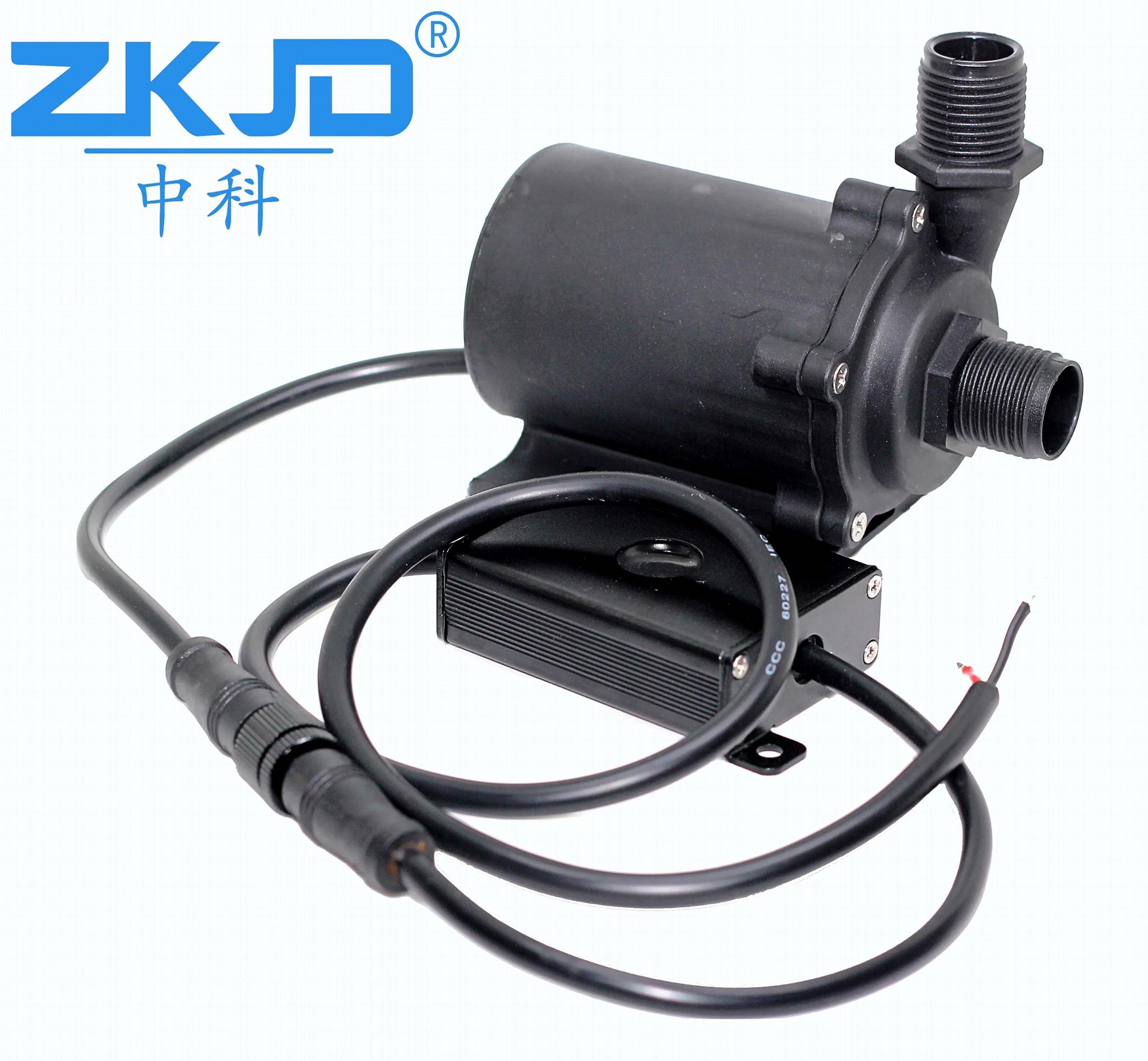 DC 12V 循环泵太阳能水泵系统/太阳能泵系统 4
