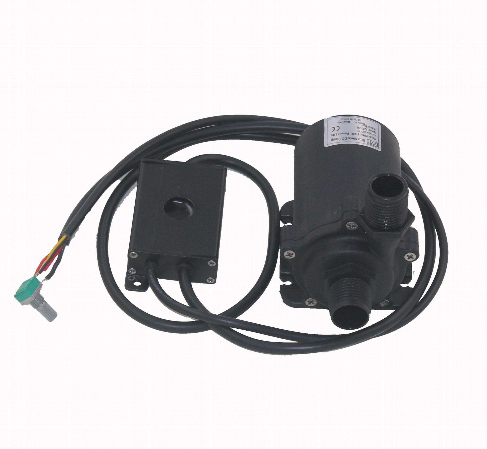 DC 12V 循环泵太阳能水泵系统/太阳能泵系统 5