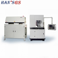 Automatic Stainless Steel Laser Welding Machine For Sealing Parts & Aluminum Bat