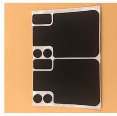 透明自粘硅胶脚垫 减震硅胶垫片防撞半球形胶垫 家具毛毡防滑胶贴