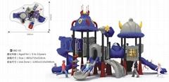 小区儿童游乐设备