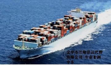 國際貨運代理 1