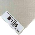 Roller Blind Motorized Exterior Window Shade 5% Openness Sunscreen Fabric 2