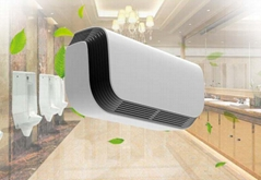 Washroom deodoriser restroom Air Purifier toilet air freshener